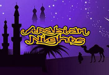 online kolikkopelit Arabian Nights, Net Entertainment