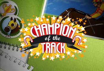 online kolikkopelit Champion Of The Track, Net Entertainment