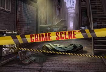 online kolikkopelit Crime Scene, Net Entertainment
