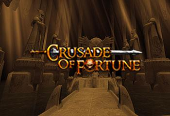 online kolikkopelit Crusade of Fortune, Net Entertainment