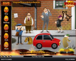 online kolikkopelit Devil's Delight, Net Entertainment