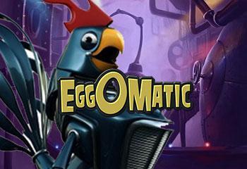 online kolikkopelit EggOMatic, Net Entertainment