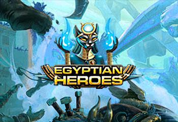 online kolikkopelit Egyptian Heroes, Net Entertainment