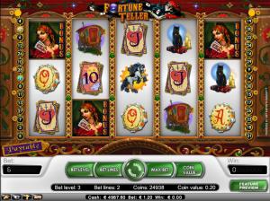 online kolikkopelit Fortune Teller, Net Entertainment
