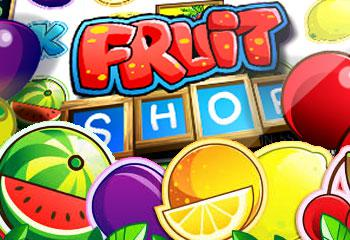 online kolikkopelit Fruit Shop, Net Entertainment