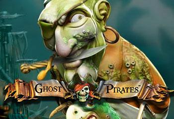 online kolikkopelit Ghost Pirates, Net Entertainment