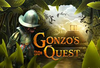 online kolikkopelit Gonzo's Quest, Net Entertainment