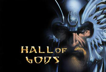 online kolikkopelit Hall of Gods, Net Entertainment