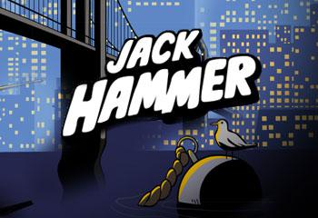 online kolikkopelit Jack Hammer, Net Entertainment