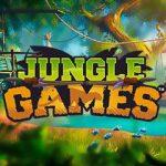 online kolikkopelit Jungle Games, Net Entertainment