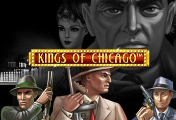online kolikkopelit Kings of Chicago, Net Entertainment
