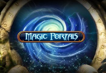 online kolikkopelit Magic Portals, Net Entertainment