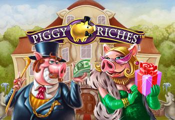 online kolikkopelit Piggy Riches, Net Entertainment