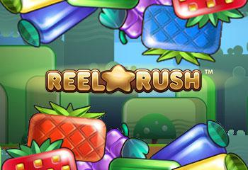 online kolikkopelit Reel Rush, Net Entertainment