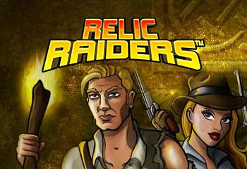 online kolikkopelit Relic Raiders, Net Entertainment
