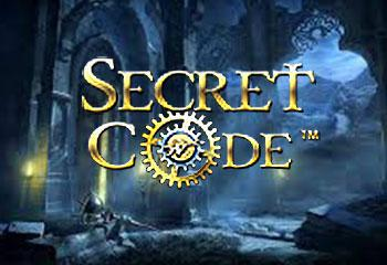 online kolikkopelit Secret Code, Net Entertainment