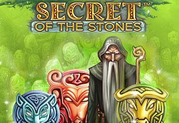 online kolikkopelit Secret of the Stones, Net Entertainment