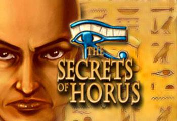 online kolikkopelit Secrets of Horus, Net Entertainment