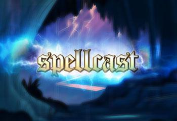 online kolikkopelit Spellcast, Net Entertainment