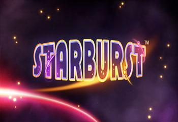 online kolikkopelit Starburst, Net Entertainment