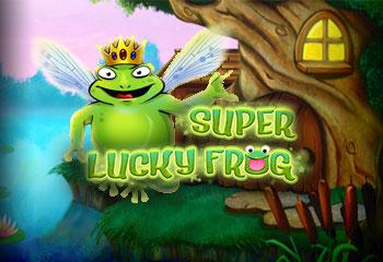 online kolikkopelit Super Lucky Frog, Net Entertainment