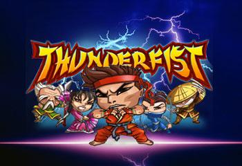 online kolikkopelit Thunderfist, Net Entertainment