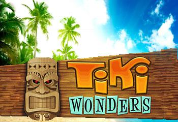 online kolikkopelit Tiki Wonders Net Entertainment