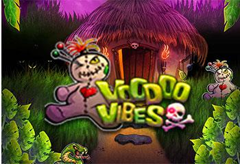 online kolikkopelit Voodoo Vibes, Net Entertainment