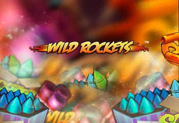 online kolikkopelit Wild Rockets, Net Entertainment