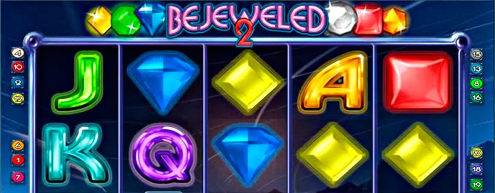 Bejeweled Wagerworks kolikkopelit toripelit slider