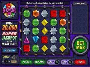 Bejeweled Wagerworks kolikkopelit toripelit ss