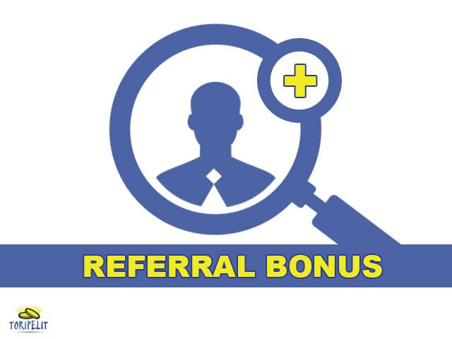 TP REFERRAL BONUS 1