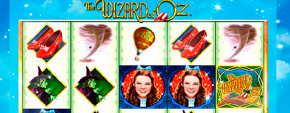 Wizard Of Oz Williams interactive kolikkopelit toripelit slider