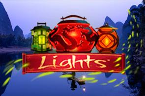 Lights NetEnt kolikkopelit toripelit thumbnail
