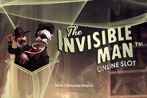 The Invisible Man NetEnt kolikkopelit toripelit thumbnail