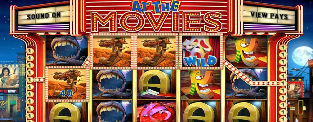 At the Movies Betsoft Kolikkopelit toripelit slider