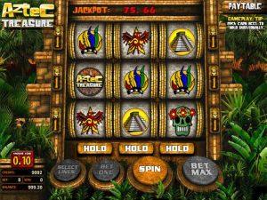 Aztec Treasure Betsoft kolikkopelit toripelit ss