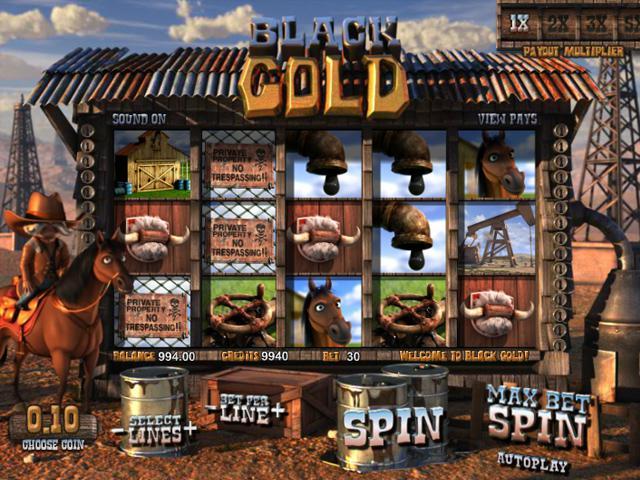 Black Gold Betsoft kolikkopelit toripelit ss