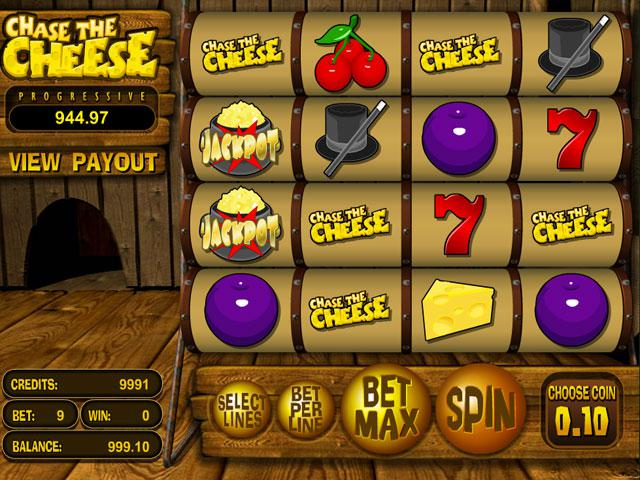 Chase The Cheese Betsoft kolikkopelit toripelit ss
