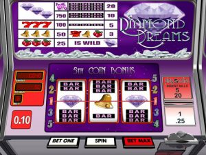 Diamond Dreams Betsoft kolikkopelit toripelit ss