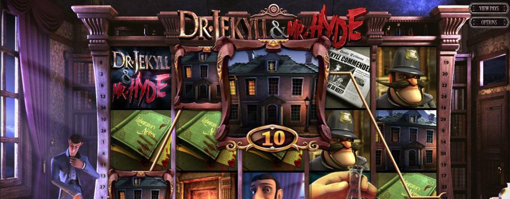 Dr. Jekyll & Mr. Hyde Betsoft Kolikkopelit toripelit slider