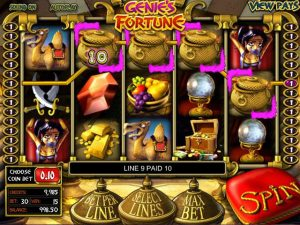 Genie's Fortune Betsoft kolikkopelit toripelit ss