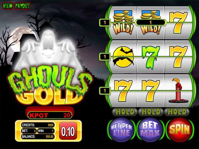 Ghouls Gold Betsoft kolikkopelit toripelit ss