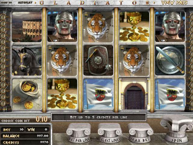 Gladiator Betsoft kolikkopelit toripelit ss