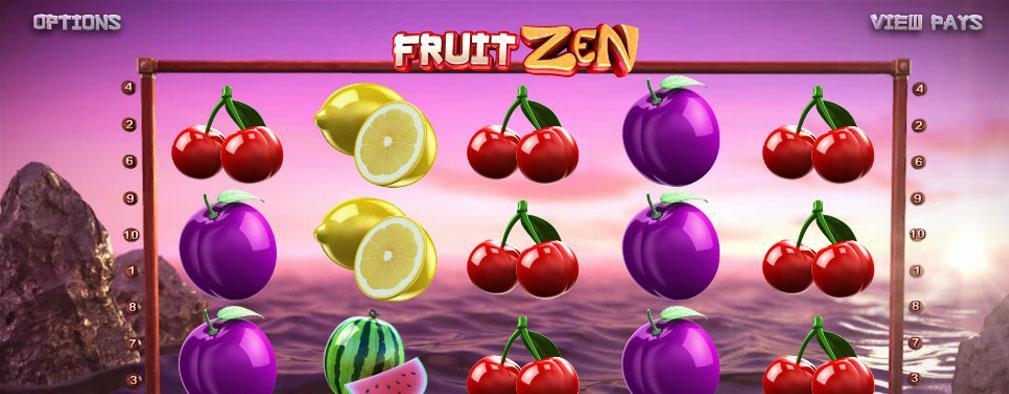 Fruit Zen Betsoft Kolikkopelit toripelit slider