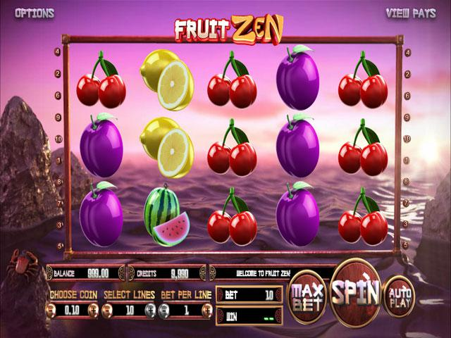 Fruit Zen Betsoft kolikkopelit toripelit ss