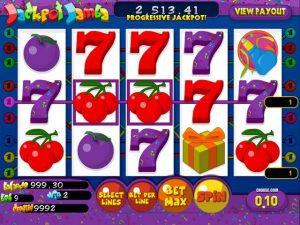 Jackpot Jamba Betsoft kolikkopelit screenshot