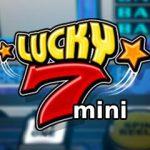 Lucky 7 Mini Betsoft kolikkopelit thumbnail