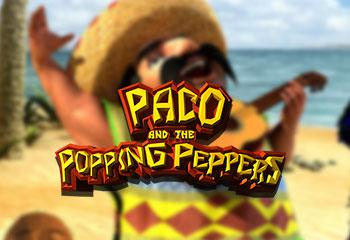 Paco and the Popping Peppers Betsoft kolikkopelit thumbnail