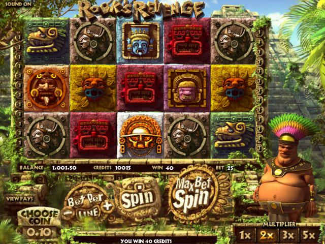 Rook's Revenge Betsoft kolikkopelit screenshot